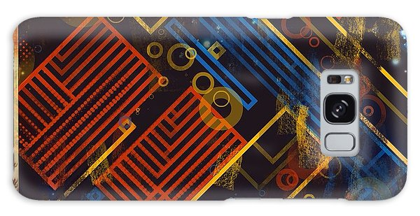 Abstract Galaxy Case