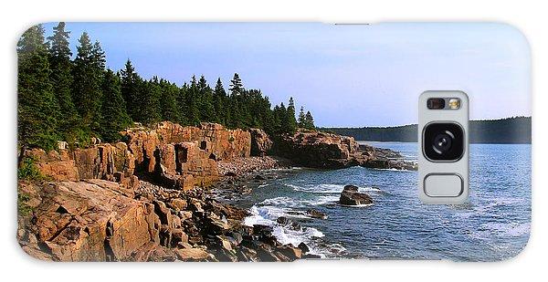 Acadia Coast Galaxy Case
