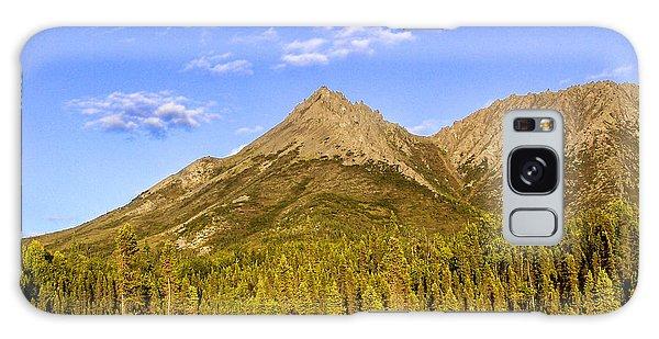 Alaska Mountains Galaxy Case