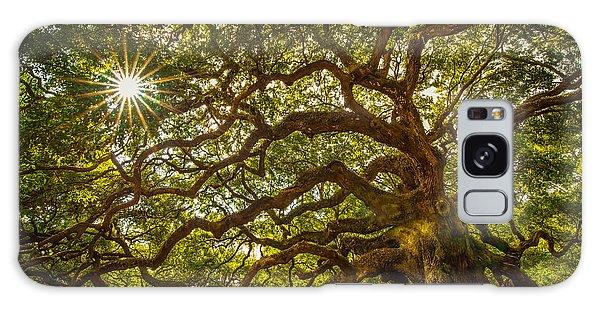 Angel Oak Galaxy Case by Serge Skiba