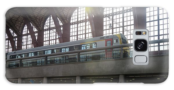 Antwerp Central Station Galaxy Case