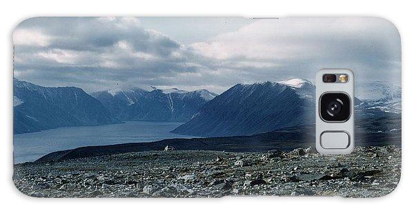 Arctic Baffin Island Galaxy Case