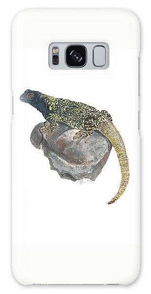 Argentine Lizard Galaxy Case