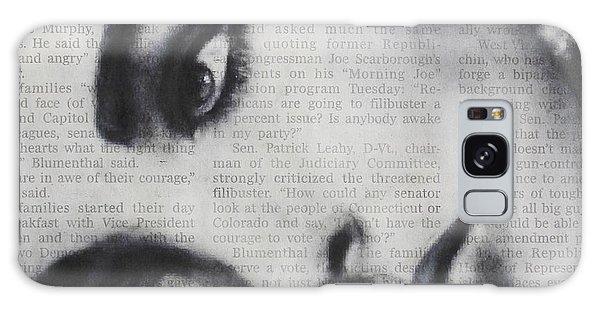 Art In The News 15-elizabeth Galaxy Case