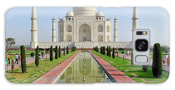 World Religion Galaxy Case - Asia, India, Uttar Pradesh, Agra by Steve Roxbury