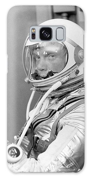 Astronaut Galaxy Case - Astronaut John Glenn - Mercury Atlas 6 by War Is Hell Store