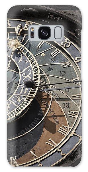 Astronomical Clock Prague Galaxy Case