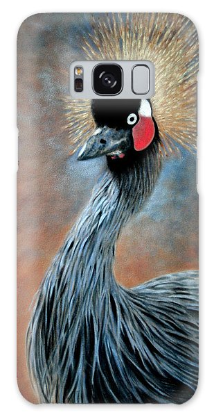 Attitude Bird Galaxy Case