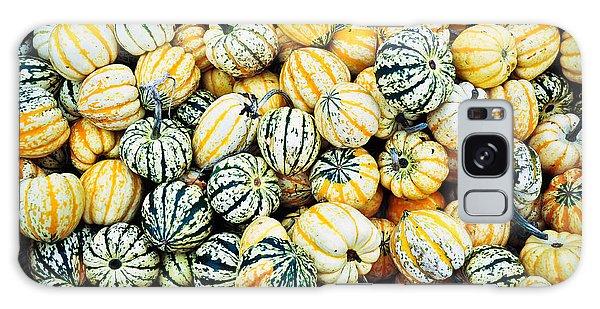Autumn Gourds Galaxy Case