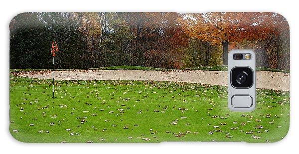 Autumn On The Green Galaxy Case by Randy Pollard