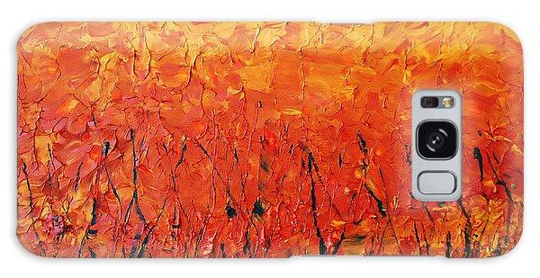 Autumn Winds Galaxy Case