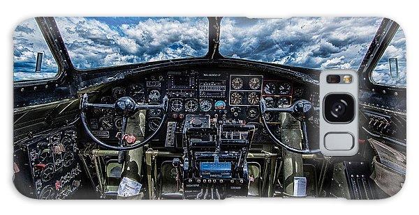 Pilot Galaxy Case - B-17 Cockpit by Mike Burgquist