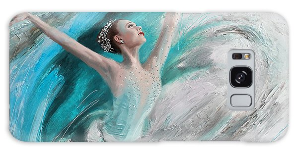 Dance Galaxy Case - Ballerina  by Corporate Art Task Force