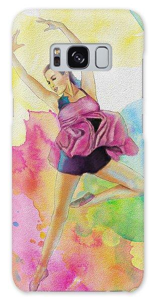 Dance Galaxy Case - Ballet Dancer by Corporate Art Task Force