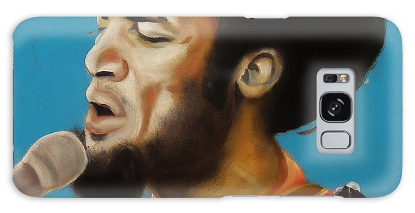 Ben Harper Galaxy Case by Matt Burke