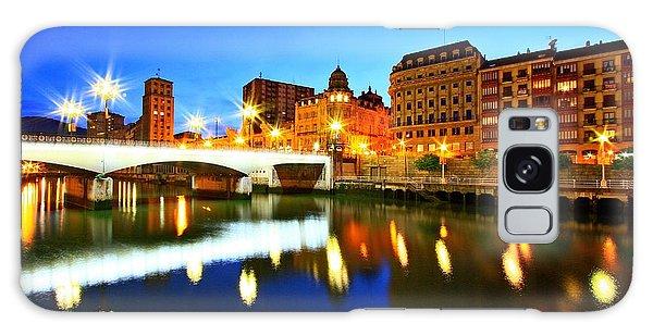 Bilbao 8 Galaxy Case