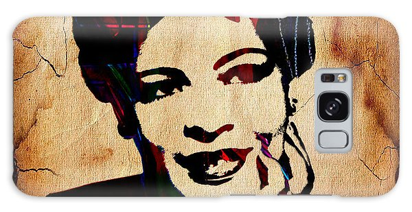 Billie Holiday Collection Galaxy Case