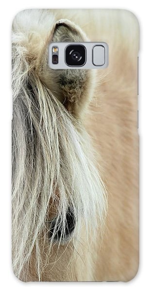 Blonde Galaxy Case by Odd Jeppesen