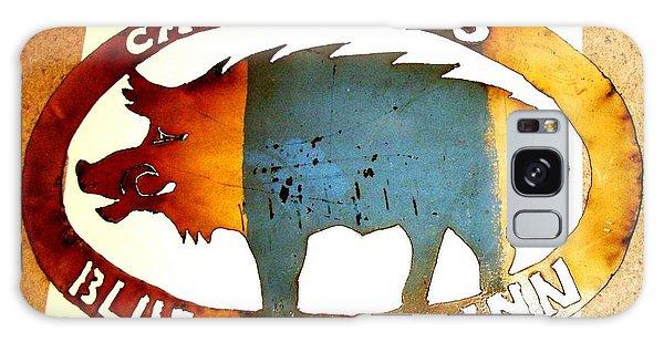 Blue Boar Inn Galaxy Case by Larry Campbell