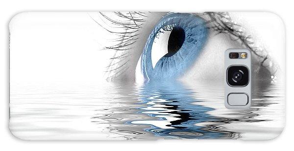 Blue Eye Galaxy Case