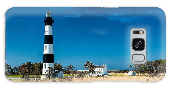 Bodie Island Lighthouse Galaxy Case
