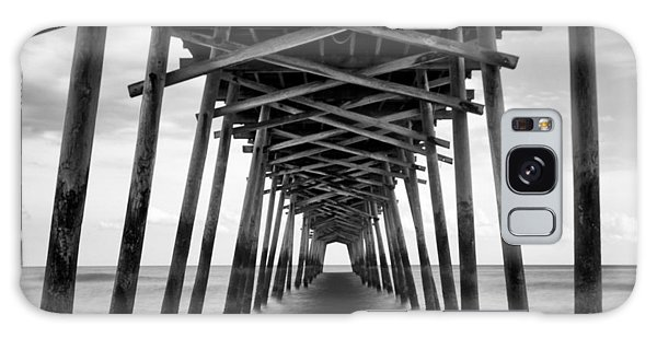 Bogue Inlet Fishing Pier #2 Galaxy Case