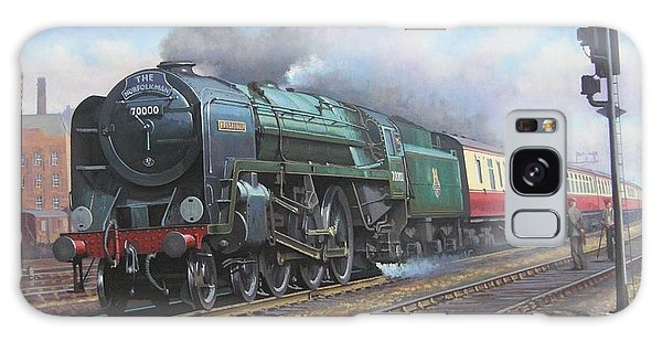 Britannia Pacific. Galaxy Case by Mike  Jeffries