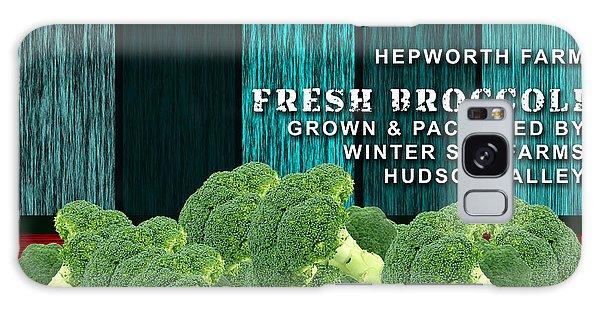 Broccoli Farm Galaxy Case