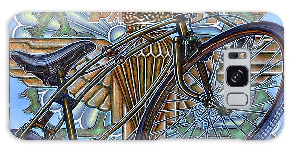 Bsa Parabike Galaxy Case by Mark Jones