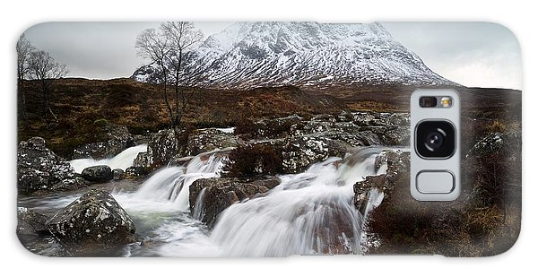Buachaille Etive Mor Galaxy Case by Stephen Taylor