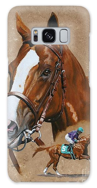 California Chrome Galaxy Case