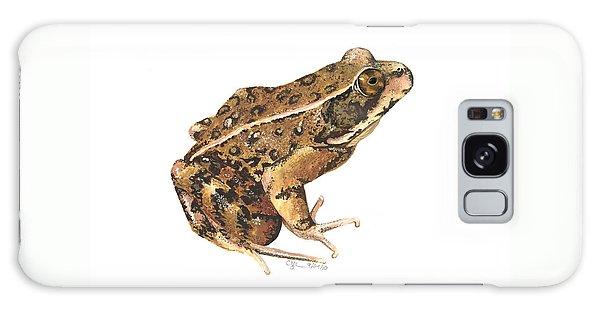 California Red-legged Frog Galaxy Case
