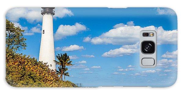 Cape Florida Light Galaxy Case