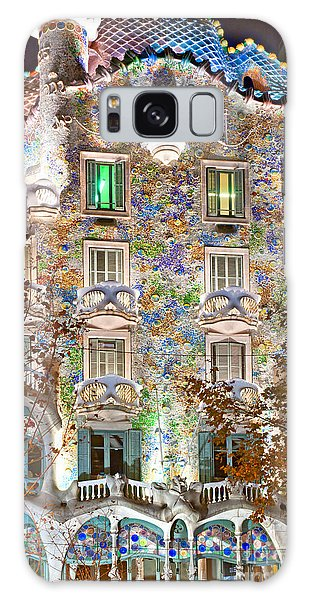 Casa Batllo - Barcelona Galaxy Case