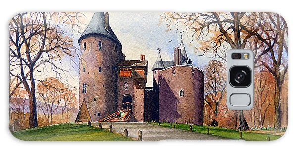 Castell Coch  Galaxy Case