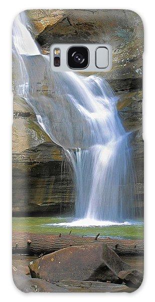 Cedar Falls Landscape  Galaxy Case