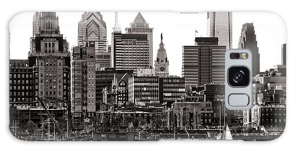 Center City Philadelphia Galaxy Case