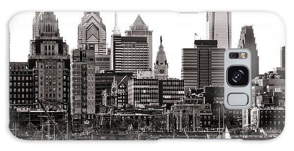 Center City Philadelphia Galaxy Case