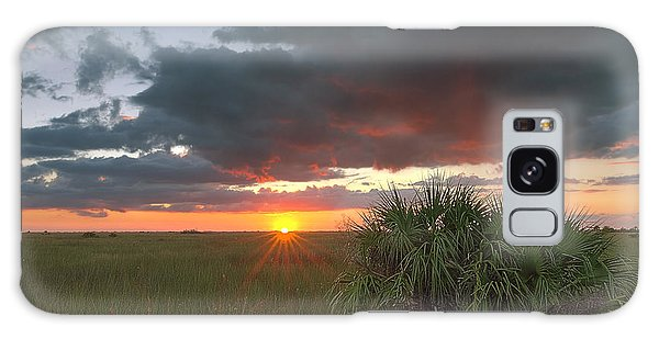 Chekili Sunset Galaxy Case