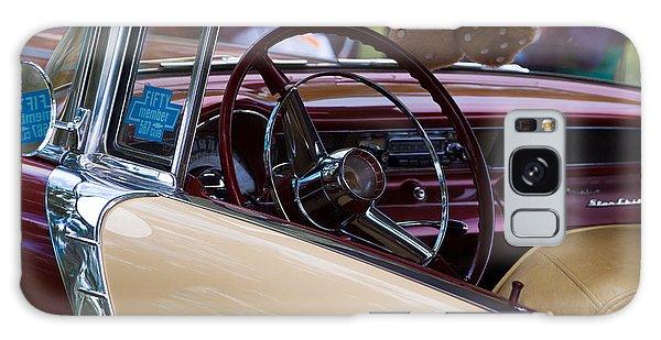 Classic American Car Galaxy Case