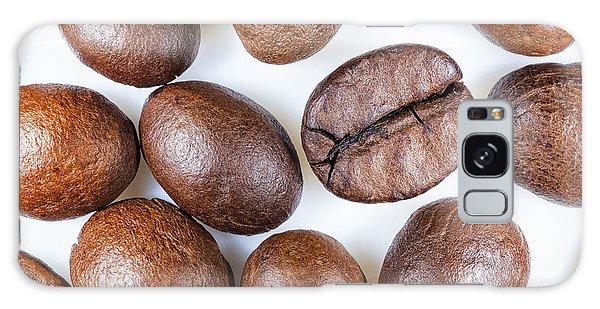 Coffee Beans Detail Galaxy Case