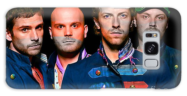 Coldplay Galaxy Case by Marvin Blaine