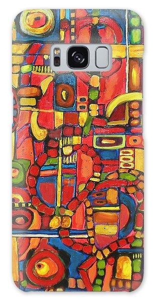 Coloroso # 7--sold Galaxy Case
