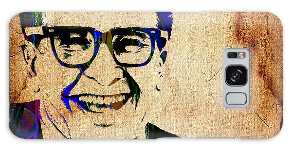 Dave Brubeck Collection Galaxy Case by Marvin Blaine