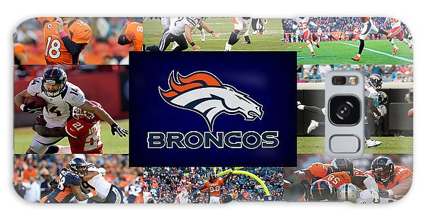 Denver Broncos Galaxy Case