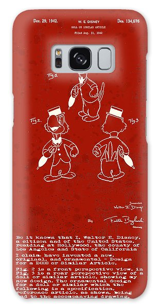 Disney Jose Carioca Galaxy Case
