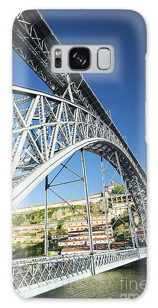 Dom Luis Bridge Porto Portugal Galaxy Case