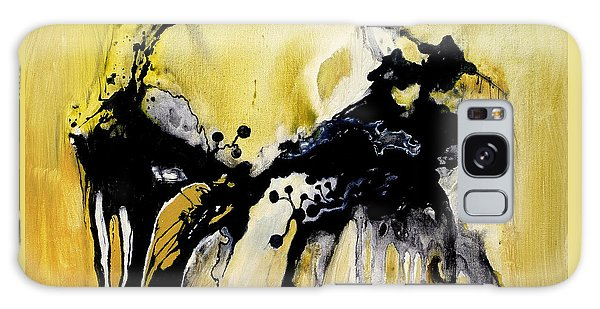 Don Quixote Takes A Wife Galaxy Case by Jim Whalen