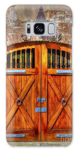 Doors Of Charleston Galaxy Case