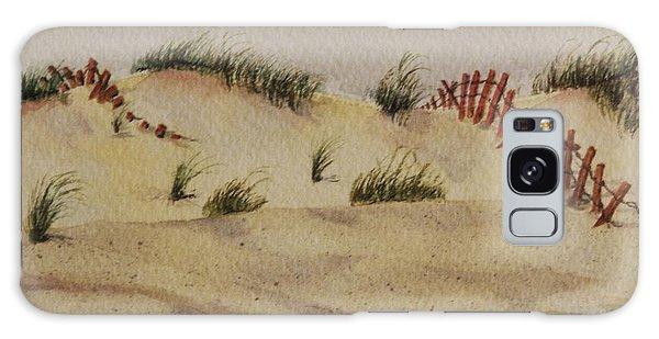 Dunes Galaxy Case by Mary Ellen Mueller Legault